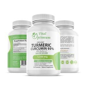 Other - Organic Turmeric and Curcumin